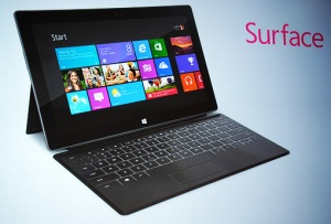 harga tablet surface windows 8, perbedaan surface RT dan surface Pro, tablet windows 8 bagus tidak?, tablet apa selain android dan ipad, gambar dan spesifikasi microsoft surface tablet pc